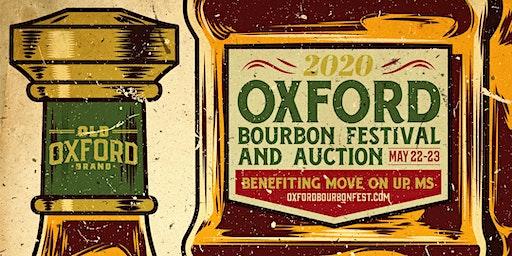 The Oxford Bourbon Festival & Auction 2020
