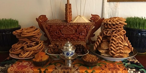 Alloy Supperclub: Losar, Tibetan New Year 2