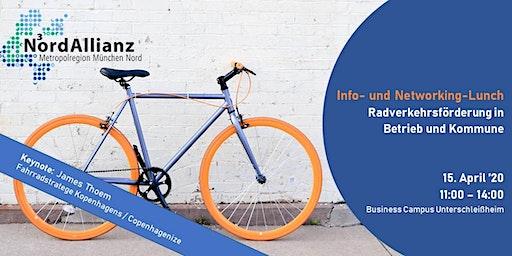 Radverkehrsförderung in Betrieb und Kommune