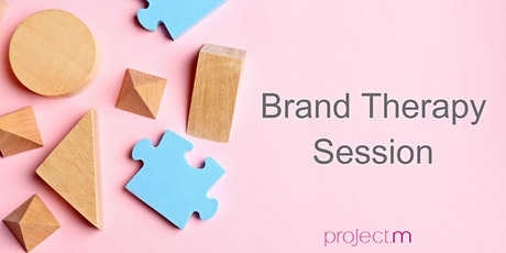 Brand Therapy Session  tickets
