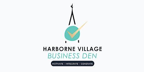 Harborne Village BID Business Den tickets