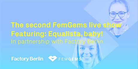 FemGems live show tickets