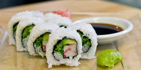 Introduction to Sushi Making - Cooking Class by Golden Apron™ tickets