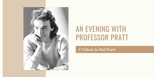 An Evening with Professor Pratt: A Tribute to Neil Peart