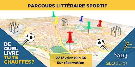 Parcours littéraire sportif