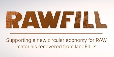 RAWFILL Final event - June 3 & 4, 2020 in Brussels (Belgium) billets