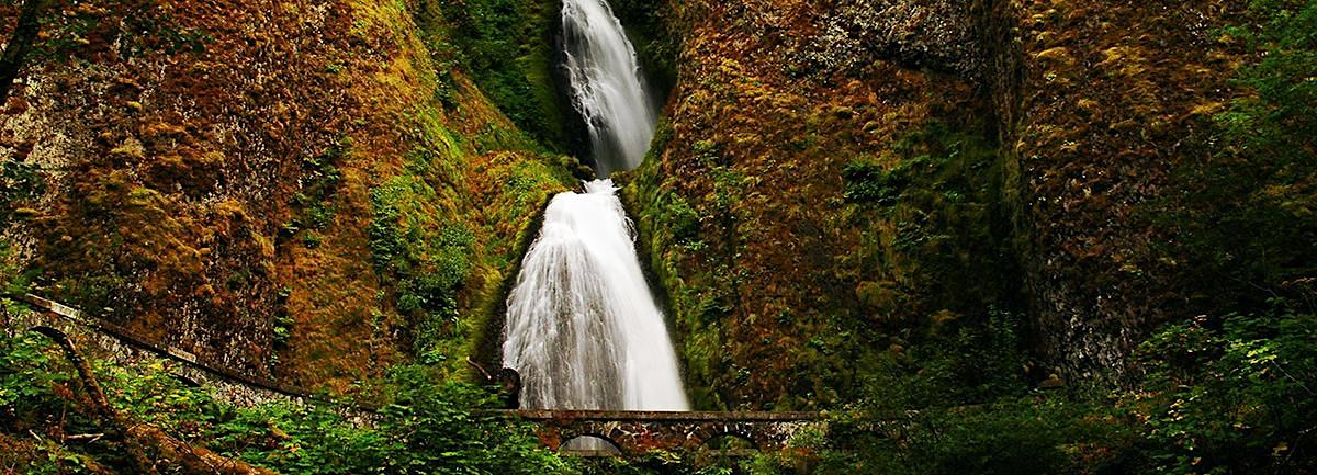 Wahkeena Falls Forest Loop, OR