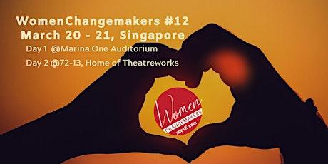 Global WomenChangemakers 2020 Mar 20-21 tickets