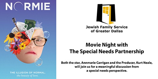 NORMIE: Movie Night with The Special Needs Partnership