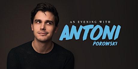An Evening With: Antoni Porowski tickets