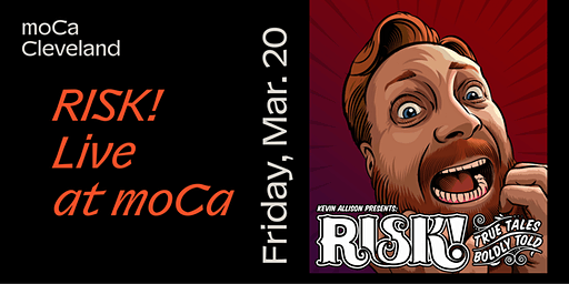 RISK! Podcast Live at moCa Cleveland