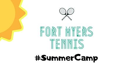 Summer Break Tennis Camp!  (Session 4) tickets