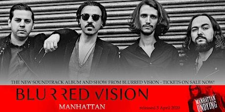 Blurred Vision live in Brighton tickets