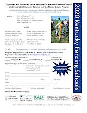 2020 Fencing School Campton KY tickets