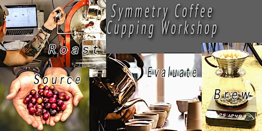 Symmetry Coffee Cupping session