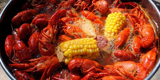 Stoney's 10th Annual Mardi Gras Boil
