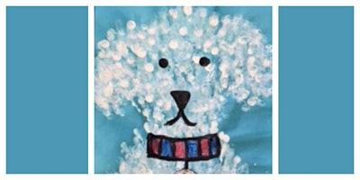 Parent & Child Create Night- Paint Your Puppy (5-12 Years)