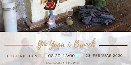 Yin Yoga & Brunch Tickets