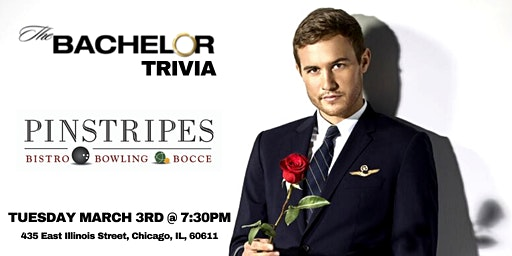 The Bachelor Trivia at Pinstripes Chicago