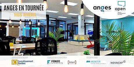 L'art de parler à un investisseur - Anges Québec en Mauricie billets