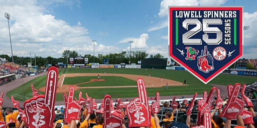 FREE:  Lowell Spinners (Red Sox Affiliate) Exhibition Game
