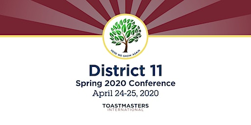 District 11 Spring Conference 2020