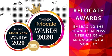 Relocate & Think Global People Awards Gala Dinner 2020 tickets