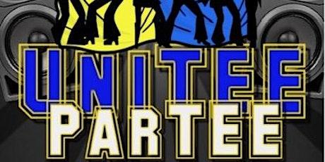 UniTEE ParTEE tickets