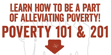 EGM Poverty 101 and 201 March 6th & 7th , 2020 tickets