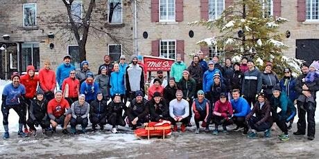 Mill Street Milers run club - Febrrruary sock run tickets