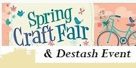 Spring Craft Fair & Destash Event tickets