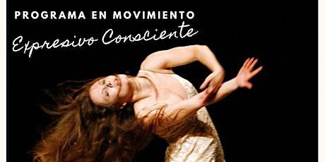 Programa de formación en Movimiento Expresivo Consciente boletos