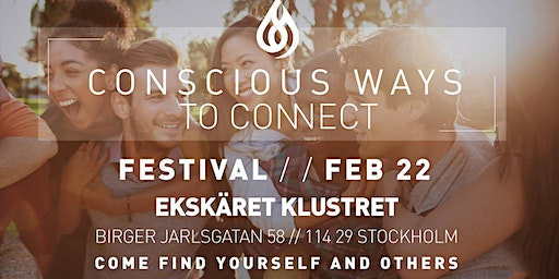 Conscious Ways to Connect - Festival
