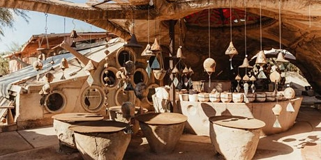 From Dome House to Cosanti: Explore the Early Projects of Paolo Soleri tickets