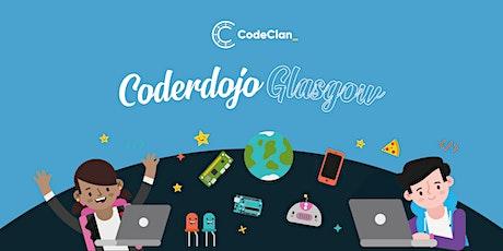 CoderDojo @ CodeClan Glasgow City Centre tickets