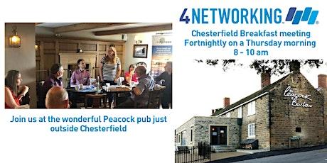 4N Chesterfield Breakfast - Business Networking tickets