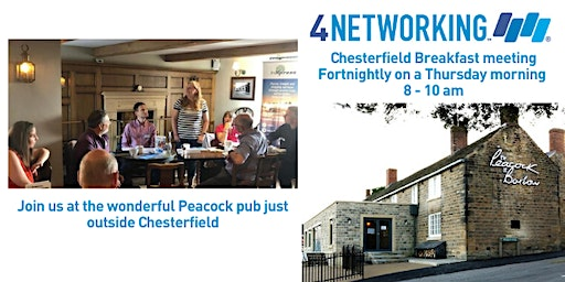 4N Chesterfield Breakfast - Business Networking