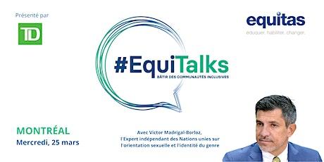 EquiTalks Montréal - Bâtir des communautés inclusives tickets