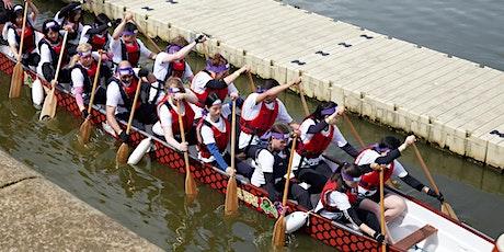 Dragon Boat Paddling tickets