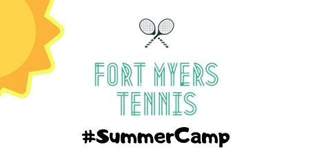 Summer Break Tennis Camp!  (Session 6) tickets