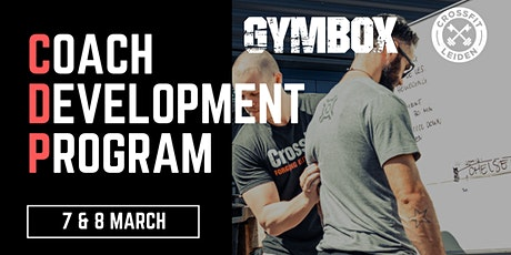 CrossFit Leiden & Gymbox: Coach Development Program Weekend Seminair tickets