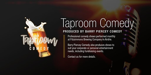 Taproom Comedy Presents:  Daryl Makk and Friends!!