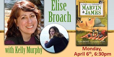 Elise Broach & Kelly Murphy tickets
