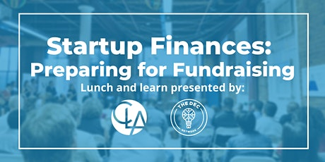 Startup Finances: Preparing for Fundraising tickets