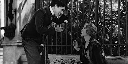 Luces de la Ciudad. Chaplin. Dúo Dalí, piano y violín. Música en vivo