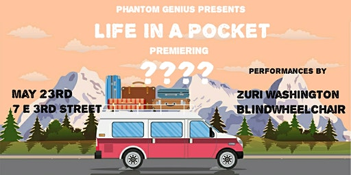 Phantom Genius Presents: Life In A Pocket