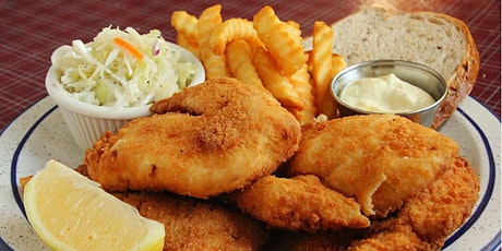 FISH FRY FRIDAY @ DOROTHY J COLLIER CENTER -EVERY FIRST FRIDAY! tickets