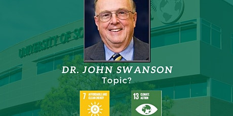 PCGS Speaker Series with Dr. John Swanson tickets