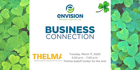 Business Connection at THELMA Sadoff Center for the Arts tickets