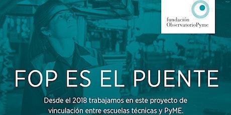Conferencia Nacional Prácticas Profesionalizantes. entradas